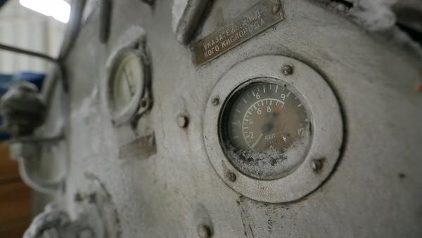 Замороженные до востребования: экскурсия по криохранилищу  в Сергиевом Посаде - Sputnik Таджикистан