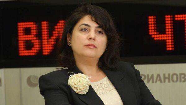Аза Мигранян, архивное фото - Sputnik Таджикистан