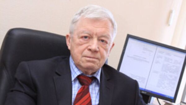 Валентин Новоженин, архивное фото - Sputnik Таджикистан