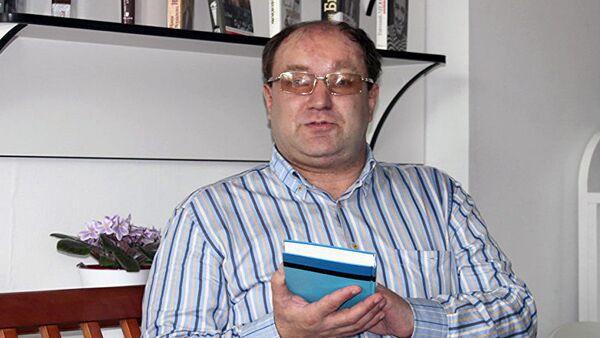 Адясов, эксперт, архивное фото - Sputnik Таджикистан