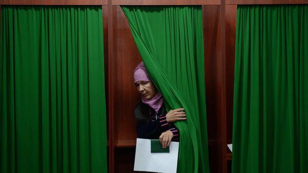 Выборы президента Узбекистана - Sputnik Тоҷикистон
