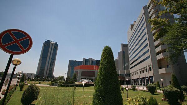 Город Ташкент, архивное фото - Sputnik Таджикистан