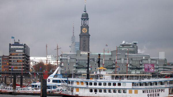 Гамбург, архивное фото - Sputnik Таджикистан