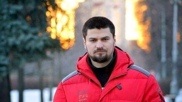 Востоковед Антон Мардасов, архивное фото - Sputnik Таджикистан
