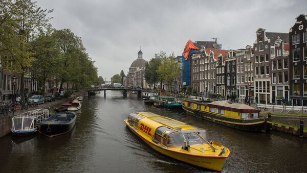 Амстердам, архивное фото - Sputnik Таджикистан