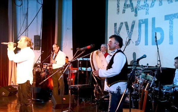 Вечер таджикской культуры в Москве - Sputnik Таджикистан