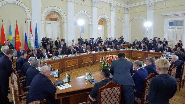 Встреча, архивное фото - Sputnik Таджикистан