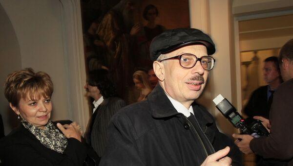 Адвокат, вице-председатель Движения автомобилистов России Леонид Ольшанский - Sputnik Таджикистан