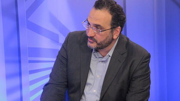 Ахмад Хаж Али - Sputnik Таджикистан