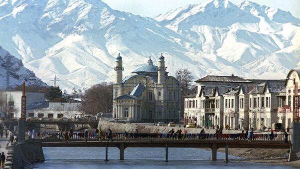 Афганистан, Кабул, архивное фото - Sputnik Таджикистан