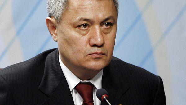 Рустам Азимов, Узбекистан - Sputnik Тоҷикистон
