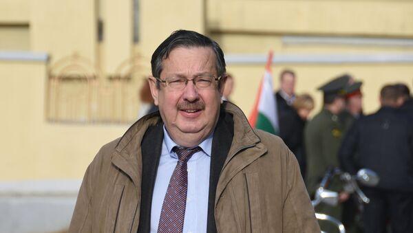 Посол России в Республике Таджикистан Игорь-Лякин Фролов, архивное фото - Sputnik Таджикистан