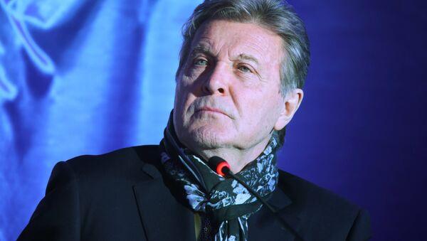 Певец Лев Лещенко - Sputnik Таджикистан