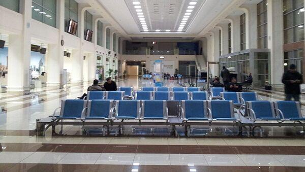 Ташкентский аэропорт, архивное фото - Sputnik Таджикистан