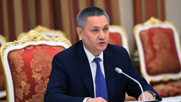 Вице-премьер Узбекистана Рустам Азимов - Sputnik Тоҷикистон