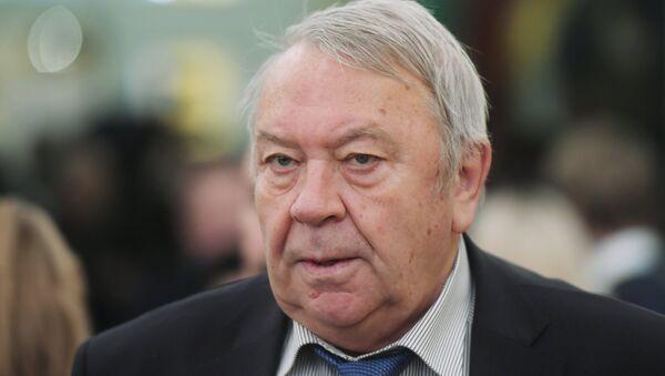 Президент Российской академии наук Владимир Фортов, архивное фото - Sputnik Таджикистан