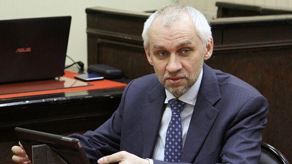 Владимир Шаповалов, архивное фото - Sputnik Таджикистан