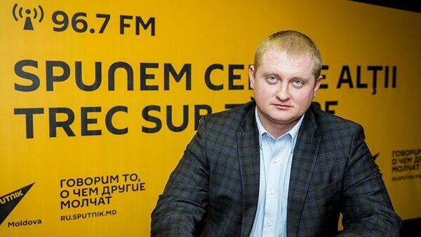 Александр Шпаковский, архивное фото - Sputnik Таджикистан