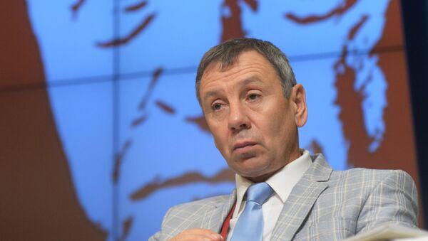 Политолог, член Общественной палаты РФ Сергей Марков, архивное фото - Sputnik Таджикистан