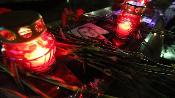День траура по погибшим в авиакатастрофе - Sputnik Таджикистан