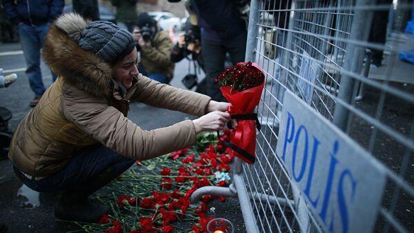 Теракт в ночном клубе Стамбула - Sputnik Таджикистан