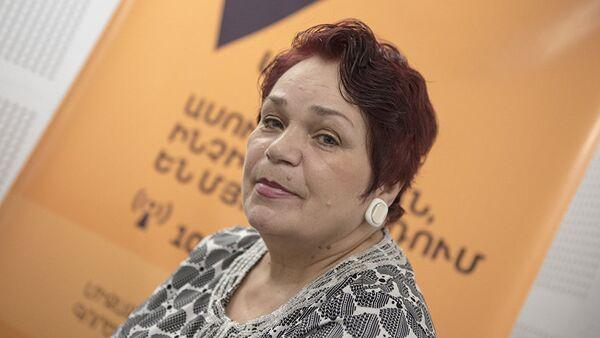 Психолог Ирина Цатурян - Sputnik Таджикистан
