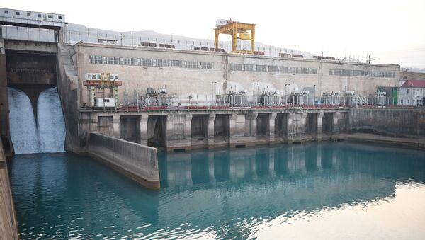 ГЭС в городе Сарбанде, архивное фото - Sputnik Таджикистан