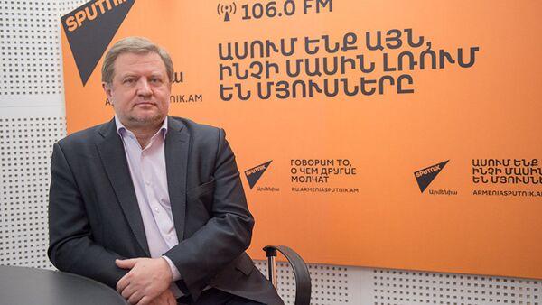Владимир Лепехин, архивное фото - Sputnik Таджикистан