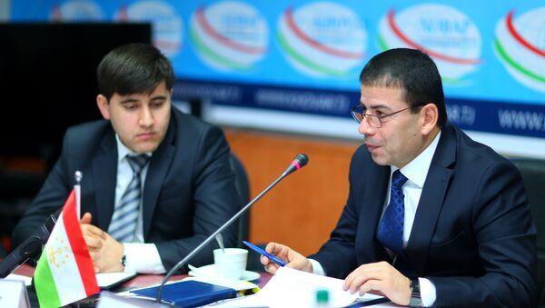 Генеральный директор Таджик Эйр Хайрулло Рахимов - Sputnik Таджикистан
