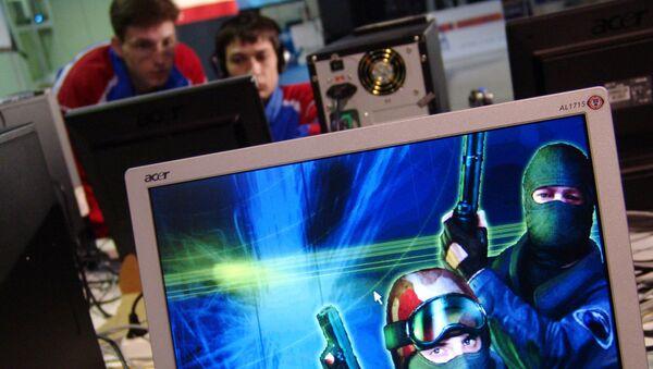 Чемпионат по компьютерным играм - Sputnik Таджикистан