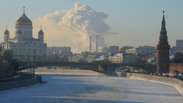 Москва-река, архивное фото - Sputnik Таджикистан