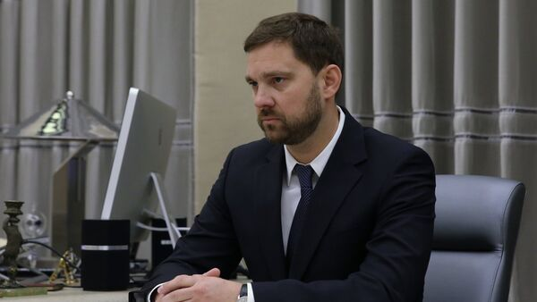 Глава Федерального агентства по делам национальностей Игорь Баринов, архивное фото - Sputnik Таджикистан
