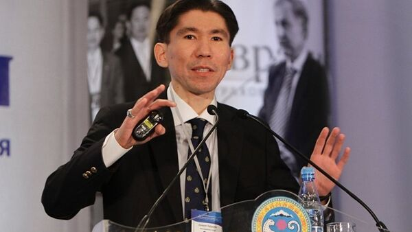 Известный казахстанский политолог Досым Сатпаев - Sputnik Таджикистан