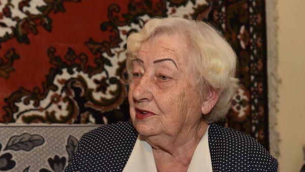 Лидия Федоровна Николаева - Sputnik Таджикистан