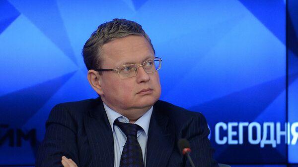 Эксперт Михаил Делягинa - Sputnik Таджикистан