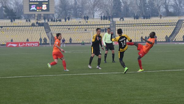 Места за воротами традиционно не нравятся болельщикам - Sputnik Таджикистан