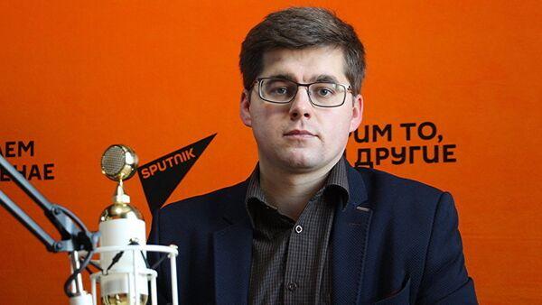 Евгений Прейгерман - Sputnik Тоҷикистон