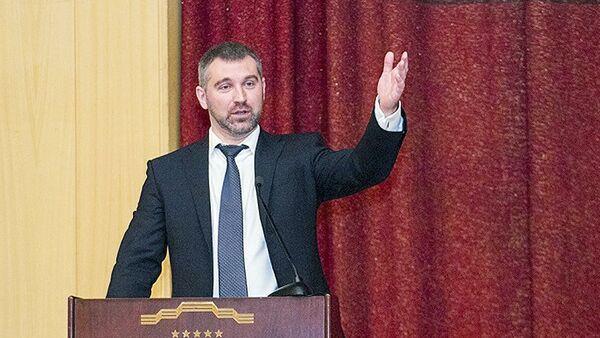 Президент Федерации мигрантов России Вадим Коженов - Sputnik Таджикистан