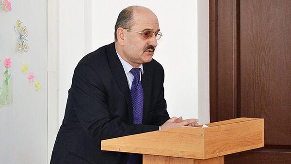 Доктор филологических наук Шариф Муллоев - Sputnik Таджикистан