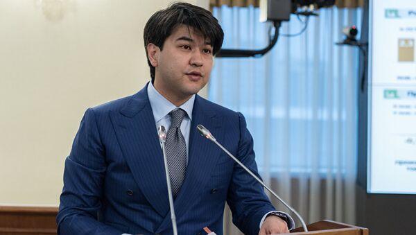 Бывший министр национальной экономики Казахстана Куандык Бишимбаев, архивное фото - Sputnik Таджикистан