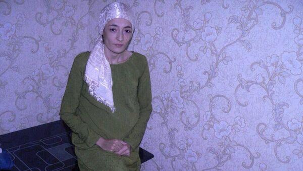 Аминбекова Мавзуна. Акс аз бойгонӣ - Sputnik Тоҷикистон
