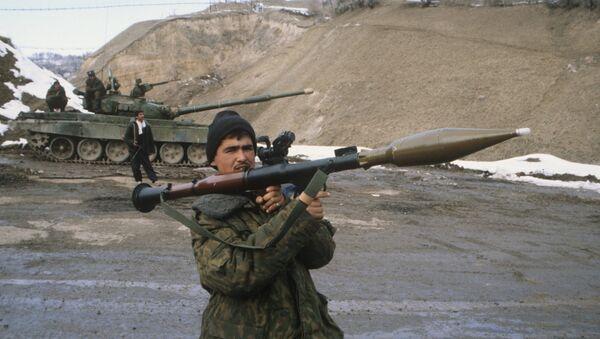 Гражданская война в Таджикистане - Sputnik Таджикистан