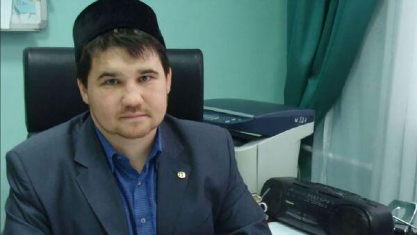 Рустам Батров, архивное фото - Sputnik Таджикистан