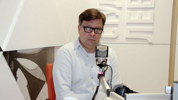 Директор Международного института новейших государств Алексей Мартынов - Sputnik Таджикистан