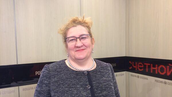 Елена Кузьмина - Sputnik Таджикистан