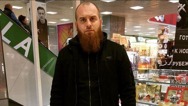 Ислам Исмаилов, ведущий программы Стоп Харам - Sputnik Таджикистан