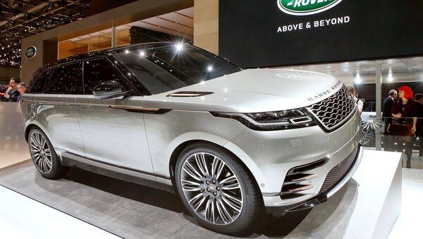 Land Rover Velar - Sputnik Тоҷикистон
