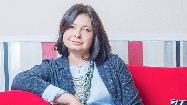 Психолог Елена Бычева - Sputnik Таджикистан