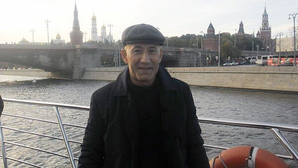 Журналист Ильхом Нарзиев - Sputnik Таджикистан