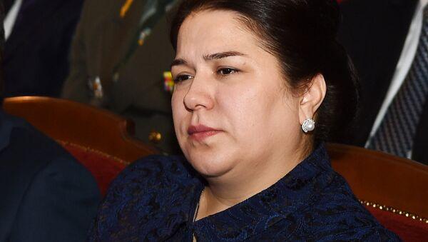 Озода Эмомали, архивное фото - Sputnik Таджикистан